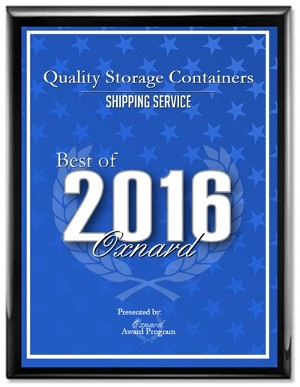 Best of 2016 Shipping Service